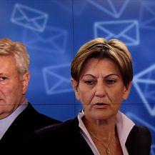 Dalić podnijela privatnu tužbu za klevetu (Video: Vijesti u 17 h)