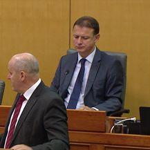 Izlaganje Branka Bačića i prepirka s Gordanom Marasom (Video: dnevnik.hr)