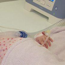 Malena Tea primila prvu dozu skupog lijeka (Video: Dnevnik Nove TV)
