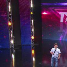 Matej Prpić oduševio u Supertalentu (VIDEO: Dnevnik.hr)