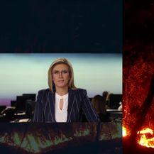 Sve više stradalih u Kaliforniji (Video: Vijesti Nove TV u 14)