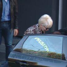 Uhićenje Piruške Canjuge (Video: Izvanredne vijesti Nove TV)