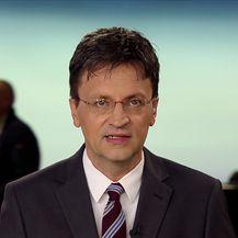 Andrija Jarak ispred Kulmerovih dvora (Video: Specijal Nove TV)
