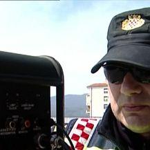 24 sata nadzor brzine (Video: Dnevnik Nove TV)