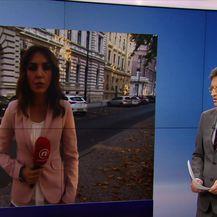 Ivana Ivanda Rožić izvještava ispred Županijskog suda (Video: Vijesti u 17h)