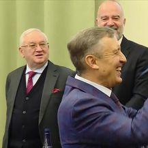 Predsjednica u posjetu Rusiji (Video: Dnevnik Nove TV)
