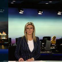 Ivana Petrović iz Moskve za Dnevnik Nove TV (Video: Dnevnik Nove TV)