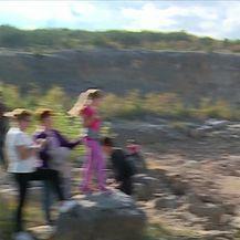 Sinjani na Peruči: Nećemo elektranu (Video: Dnevnik Nove TV)