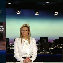 Ivana Ivanda Rožić iz Londona za Dnevnik Nove TV (Video: Dnevnik Nove TV)