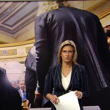 Burno u zagrebačkoj skupštini (Video: Vijesti u 17 h)