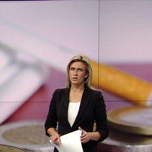 Uvođenje novih nameta na duhan i alkohol (Video: Vijesti u 17 h)