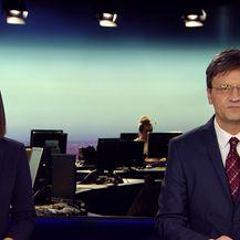 Ivana Petrović s Kaptola za Dnevnik Nove TV (Video: Dnevnik Nove TV)