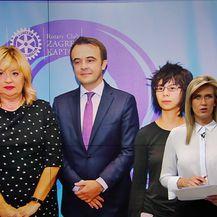 Humanitarna akcija - Korak u život (Video: Vijesti u 17 h)