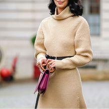 Topla haljina za jesenski street style
