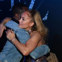 Jennifer Lopez i njen bivši dečko Sean Combs Diddy