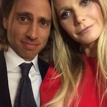 Gwyneth Paltrow i Brad Falchuk (Foto: Instagram)