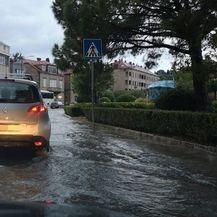 Poplava u Dubrovniku (Foto: DuList)