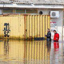 Poplava u Dubrovniku (Foto: Grgo Jelavic/PIXSELL)
