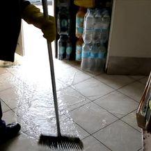 Rekordna količina kiše u Dubrovniku (Video: Dnevnik Nove TV)