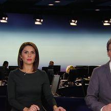 Ivana Brkić Tomljenović o optužbama protiv Milijana Brkića i sastanku Predsjedništva HDZ-a (Video: Dnevnik Nove TV)