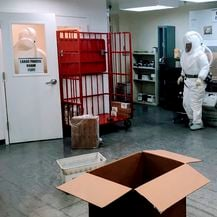Pentagon u karanteni (Foto: AFP)