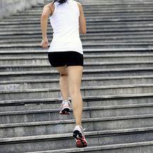 trčanje po stepenicama