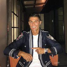 Cristiano Ronaldo (Foto: Instagram)