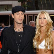 Enrique Iglesias i Anna Kournikova (Foto: ABACA ABACA PRESS/Press Association/PIXSELL)
