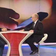 Ranko Ostojić i Mislav Bago (Foto: Dnevnik.hr)