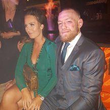 Dee Devlin i Conor McGregor (Foto: Instagram)