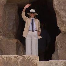 Melania Trump u Egiptu (Foto: Dnevnik.hr) - 4