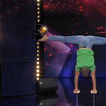 Supertalent 2018 Dario Zvornik nastup