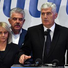 Dragan Čović (Foto: AFP)
