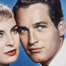 Paul Newman sa suprugom Joanne Woodward