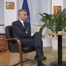 Jens Stoltenberg i Danijel Vrbota (Foto: Dnevnik.hr)
