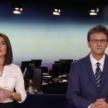 Sanja Vištica razgovara s Danijelom Bursaćem o problemu s prostorom za tekvando (Video: Dnevnik Nove TV)