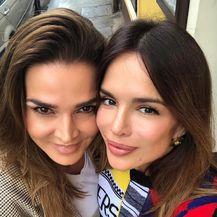 Severina, Andrea Čermak (FOTO: Instagram)