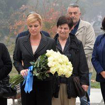 Predsjednica u Slavonskom Brodu (Foto: Ivica Galovic/PIXSELL)