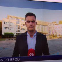 Dan nakon eksplozije u Slavonskom Brodu (Video: Vijesti u 17h)
