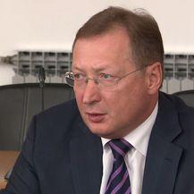 Generalni direktor ZARUBEZNEFTa Sergej Kudrijašov (Foto: Dnevnik.hr)