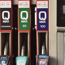 Oznake na benzinskim postajama (Foto: Hrvoje Jelavic/PIXSELL)