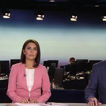 Mislav Bago uživo iz hrvatskog Sabora (Video: Dnevnik Nove TV)