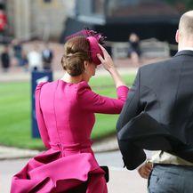 Catherine Middleton na vjenčanju princeze Eugenie - 2