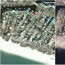 Mexico Beach, Florida (Foto: NOAA)