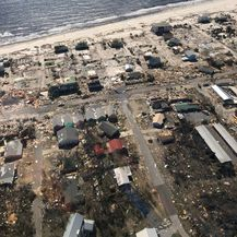Mexico Beach, Florida 2 (Foto: AFP)