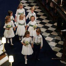Theodora Williams, kći Robbieja Williamsa bila je djeveruša na vjenčanju princeze Eugenie - 7