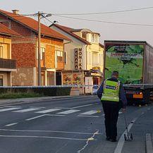 Prometna nesreća na Turnju (Foto: Radio Mrežnica) 4