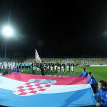 Hrvatska - Engleska na Rujevici (Foto: Luka Stanzl/PIXSELL)