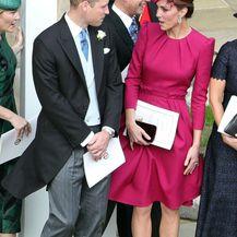 Catherine Middleton i princ William na vjenčanju princeze Eugenie