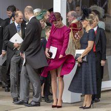 Catherine Middleton na vjenčanju princeze Eugenie - 9